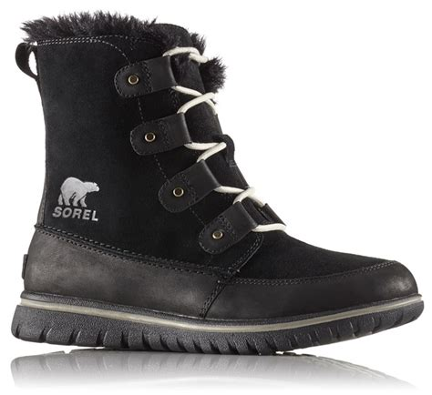 A De 57 Hitam Boots these sorel boots are the best snow boots 2018