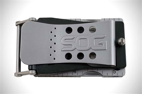sog sync ii belt buckle multi tool hiconsumption