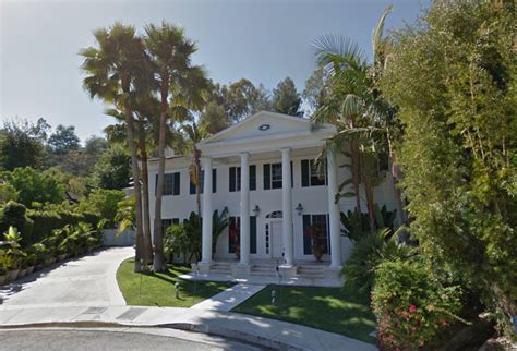 zsa zsa gabor house los angeles home of zsa zsa gabor s adopted son returns to