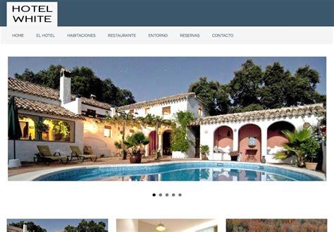 web casa p 225 web para hoteles y casas rurales