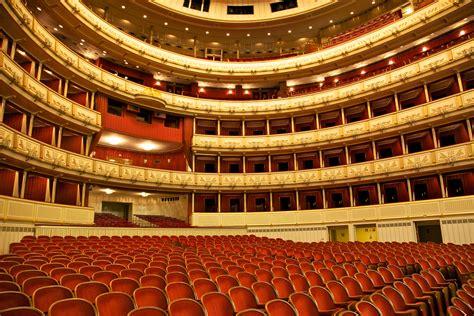 Theater Floor Plan by Vienna State Opera Opera House In Vienna Thousand Wonders