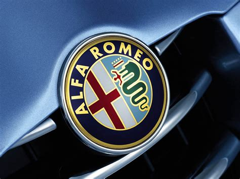 alfa romeo emblem official alfa romeo has the best car logo in history