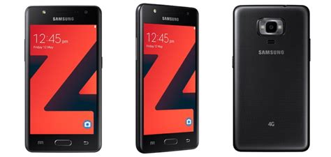 Samsung Z4 The Samsung Z4 Is Tizen S New Flagship Smartphone Ars Technica