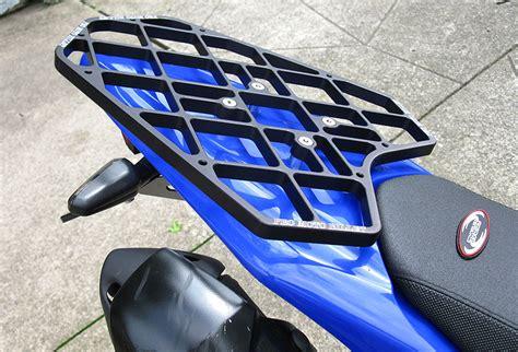 Pro Moto Billet Cargo Rack by Wr250r Wr250x Pro Moto Billet Cargo Rack