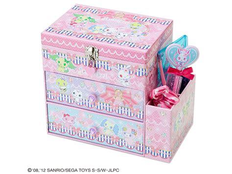 Box Decoration by Jewelpet Decoration Stationery Box Set Sanrio Japan In A Box