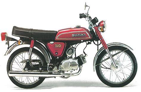 Suzuki Ap Suzuki Ap50 Added To Vintage Parts Classic Motorbikes