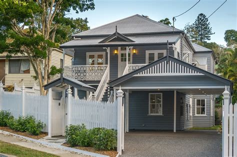 Traditional Queenslander Floor Plan by Queenslander Renovations Corella Construction