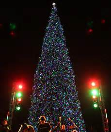 anthem christmas tree lighting