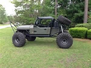 Jeep Wrangler Rock Crawler 1991 Jeep Wrangler Rock Crawler For Sale Photos