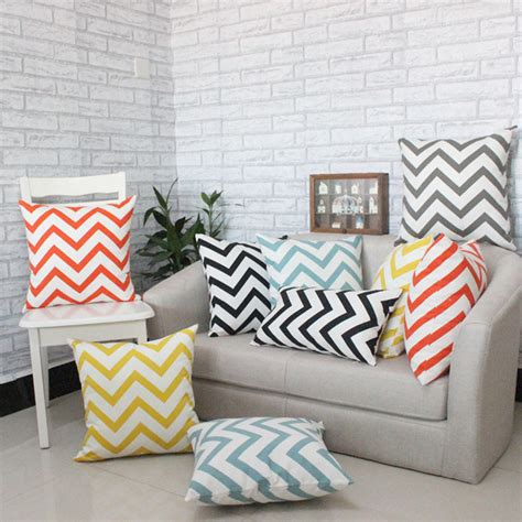 Aliexpress Com Buy Sofa Cushion Covers Seat Pillow Cases How To Make Sofa Pillow Covers