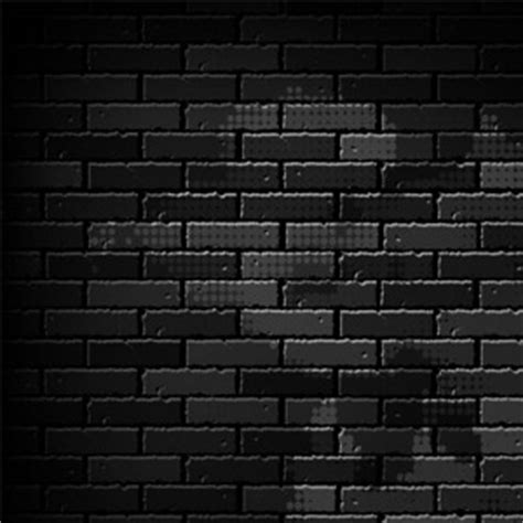 black brick wall dark brick wall vector freevectors net