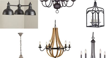 alayna 4 light shaded chandelier 10 farmhouse chandeliers 250 my someday in may