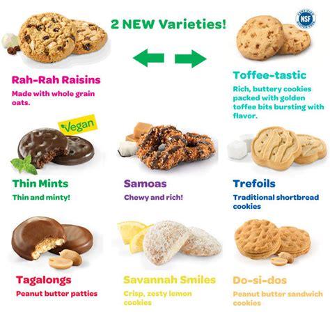 2015 girl scout cookies tagalongs ebay