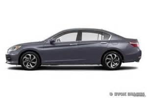 2016 honda accord sedan pricing features edmunds