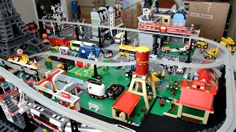 youtube lego layout lego city layout nov 2011 youtube