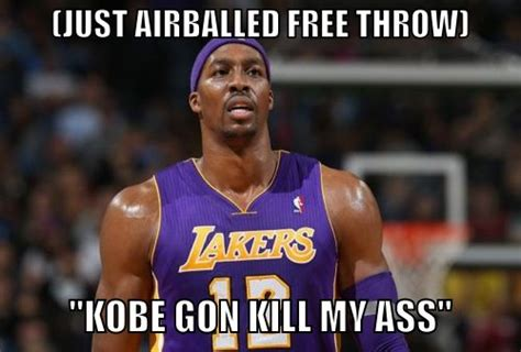 Kobe Memes - kobe memes nba memes for the week dwight howard kobe