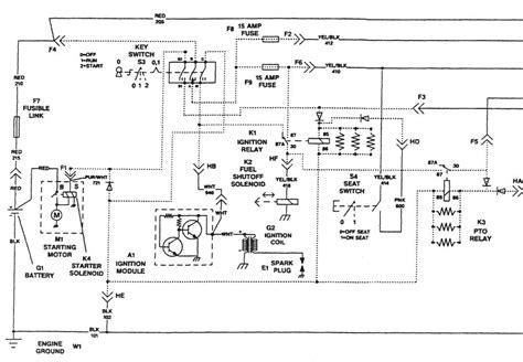 deere wiring diagram deere lt133 wiring diagram gooddy org
