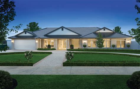 One Story Tuscan House Plans hampton style homes australia home style