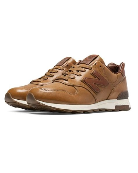 New Balance 1400 Leather new balance 1400 bespoke crooners in brown for