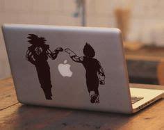 Tokomonster Decal Sticker Z Goku Vegeta Bump Mac 1000 images about macbook on macbook decal