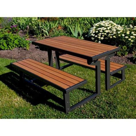 lifetime picnic table walmart best 25 folding picnic table ideas on picnic