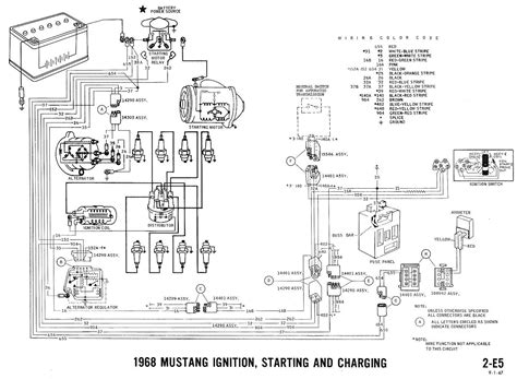 1965 mustang door lock diagram wiring diagrams wiring