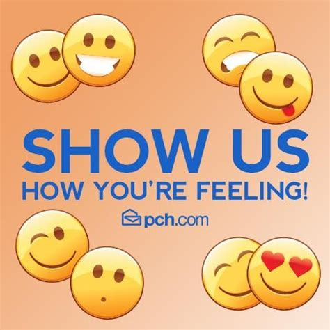 Publishers Clearing House Lawsuit - what emoticon is syncing to your mood right now pch happy for every chance to win