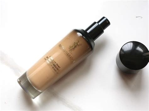 Ysl Serum Foundation ysl youth liberator serum foundation review swatch fotd