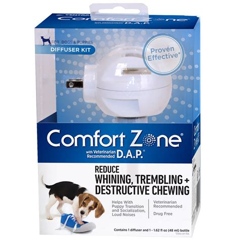 comfort zone with dap comfort zone with feliway and dap for cats dogs