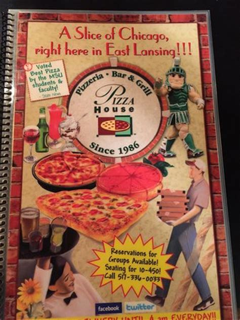 Pizza House East Lansing by Front Picture Of Pizza House East Lansing Tripadvisor