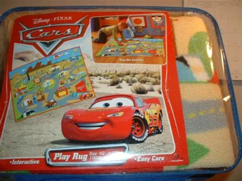 Disney Pixar Cars Rug - disney pixar cars play rug designs vary