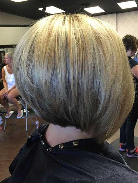 back viws of stacked inverted bob 20 inverted bob back view bob hairstyles 2017 short