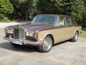 1975 Rolls Royce Silver Shadow Featured Cars Ford 1996 Ford Mk3 1 1