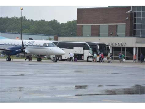 manassas regional airport selected  charter service