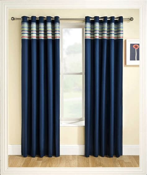 blue eyelet curtains siesta blue eyelet top thermal curtains net curtain 2