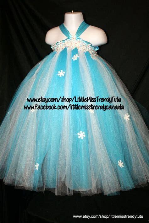 Tutu Skirtkemben Bunga frozen inspired tutu dress frozen tutu by littlemisstrendytutu tutu dresses tutu