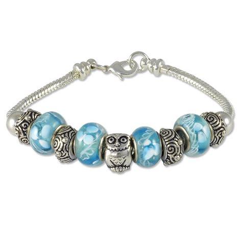 it s a hoot bracelet project add a bead bracelet large