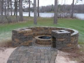 Diy backyard fire pit how to build outdoor propane gas