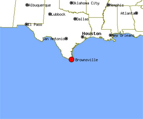 map of brownsville texas brownsville texas map