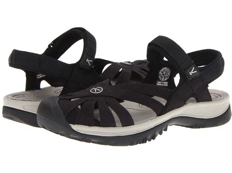 zappos sandals for keen sandal black neutral gray zappos free