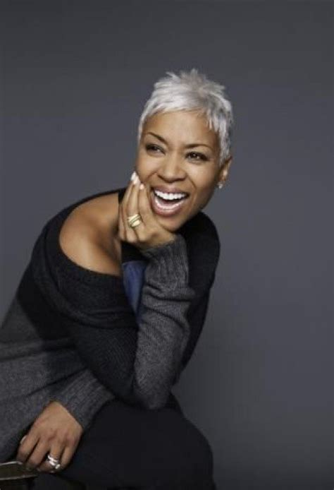 Grey Hairstyles For Black 50 by The Silver Fox Stunning Gray Hair Styles Bellatory
