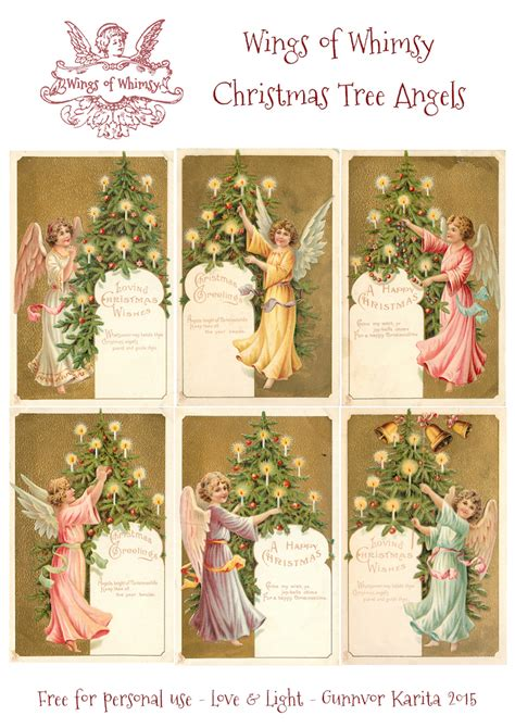 victorian christmas tree wings of whimsy 1904 christmas tree angels wings of whimsy