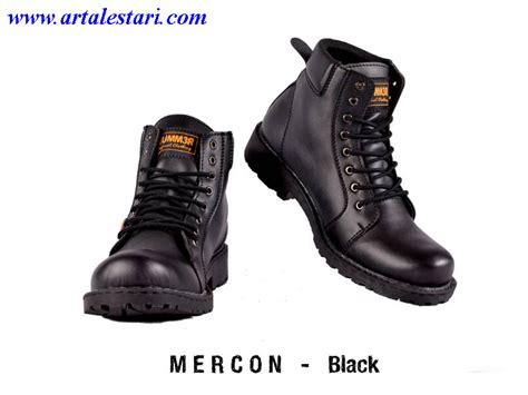 Sepatu Boots Humm3r Mercon Black sepatu boot pria dish network reviews