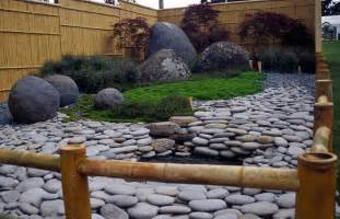 Backyard Pebbles Pebble Gardens Small Garden Pebbles Japanese Pebble