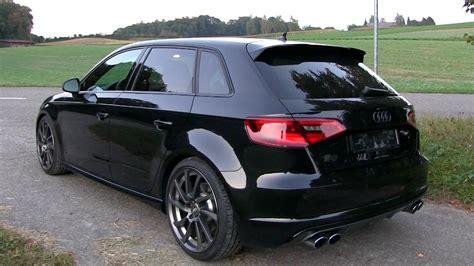 Test Audi S3 by 2016 Audi S3 2 0 Tfsi 300 Hp Test Drive