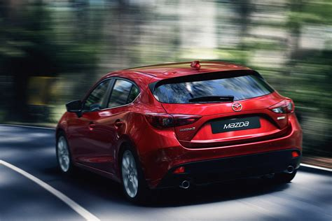 new mazda 3 all new 2014 mazda3 hatchback details and pictures video