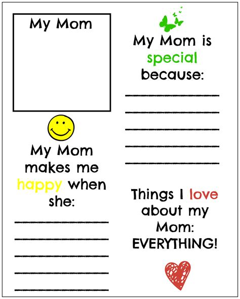 free mother s day printables make it for mom