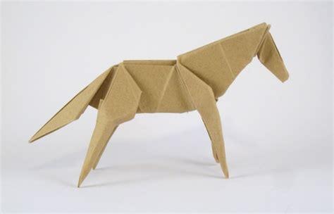 Origami Horses - jun maekawa gilad s origami page
