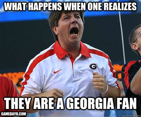 Georgia Bulldogs Memes - the best georgia memes heading into the 2015 season