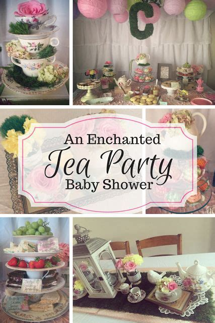 Tea Baby Shower Decoration Ideas by 25 Best Ideas About Tea Baby Shower On